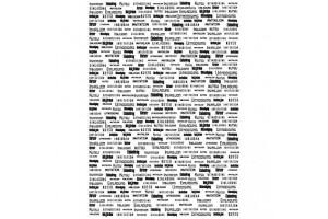 Rankdarbių popierius A4