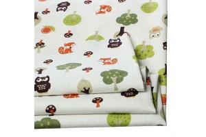 Tekstilė medvilnė 160x100 cm.