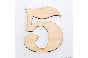 Skaičius 5