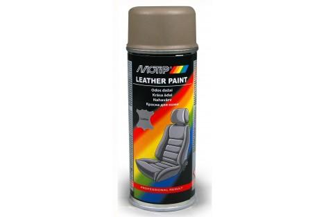 Leather paint black 200 ml.