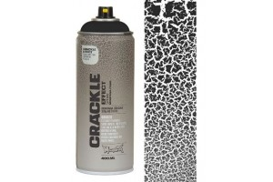 Cracle spray black 400 ml.