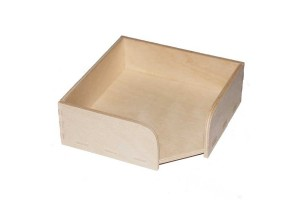 Box for trays 11x11x4 cm. RD71
