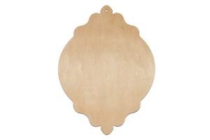 Board decorative 15x20 cm. RD10-1