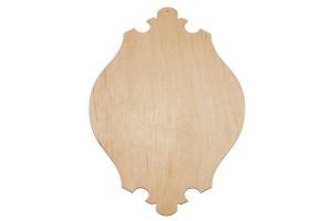 Board decorative 15x20 cm. RD10-4
