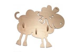 "Hanger ""Sheep"" 33,7x28,9 cm. RD54-12"