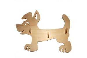 """Hanger """"Dog"""" 37,8x29,2 cm. RD54-17"""
