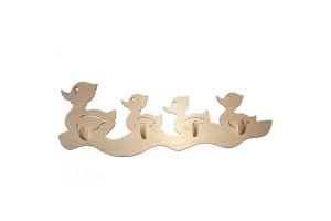 """Hanger """"Ducks"""" 50x18 cm. RD54-32"""