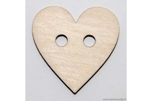 button heart P2-34