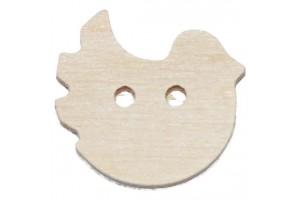 Saga medinė 2,5x2,6 cm. RD3-8