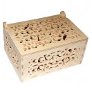 Medinė dėžutė 1644