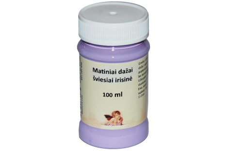 Akriliniai dažai 100 ml. (cinamono)