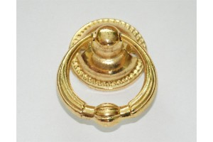 Handle big gold 3,2x5,1 cm. 1821