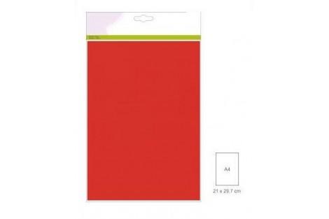 Decorative paper 250 gr., 10 sh., A4.