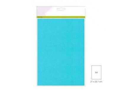 Dekoratyvinis perlinis popierius skrebinimui rinkinys 10 vnt. A4 250 gr.