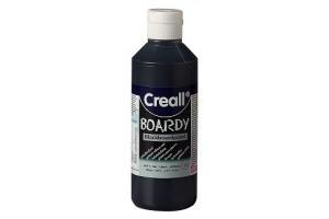 Dažai kreidiniai kreidinės lentos gamybai juodi 250 ml.