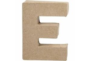 Pastatoma raidė E 10 cm.