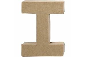 Pastatoma raidė I 10 cm.