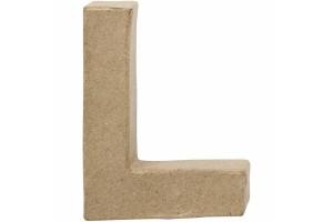Pastatoma raidė L 10 cm.