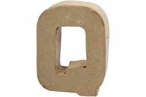 Pastatoma raidė Q 10 cm.