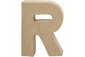 Pastatoma raidė R 10 cm.
