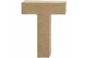 Pastatoma raidė T 10 cm.