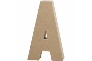 Letter A 20, 5 cm.