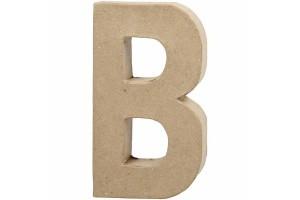 Pastatoma raidė B 20,5 cm.