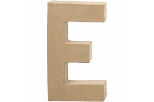 Pastatoma raidė E 20,5 cm.