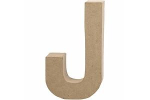 Pastatoma raidė J 20,5 cm.