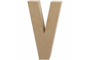 Pastatoma raidė V 20,5 cm.