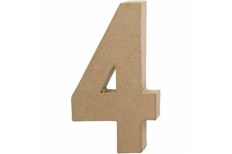 Pastatomas skaičius 20,5 cm. 3