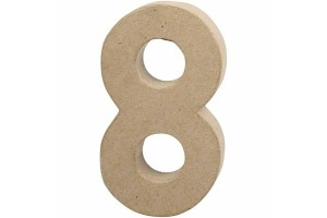 Number 20,5 cm