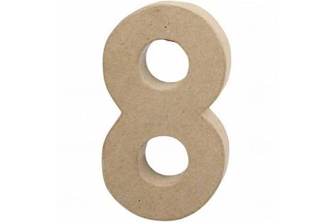 Pastatomas skaičius 20,5 cm. 7