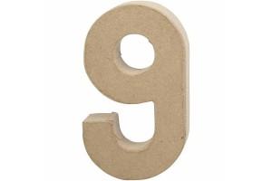 Pastatomas skaičius 20,5 cm. 9