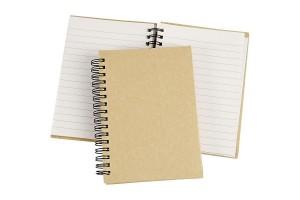 Note book 10,5x15 cm.