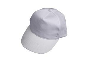 Cap white 1 pcs.