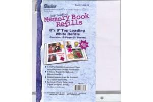 Memory book refills 5 pcs.