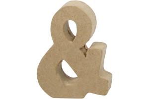 """Pastatomas """"and"""" ženkliukas 10 cm."""