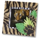 Animal plush self adhesive 50x70 cm.