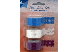 Paper lace tape 18mm x 1,5 m