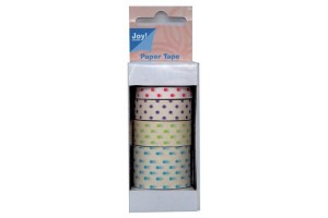 Paper lace tape 7/12/15/25 mm x 5m.