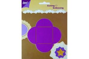 Kirtimo ir reljiefinė formelė  dėžutė ar popieriaus kamuolys