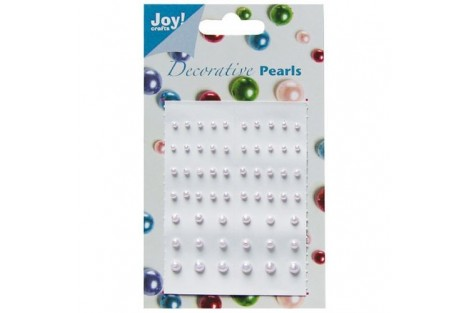 Pearl self adhesive