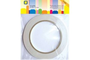 Double sided adhesive tape 20 m.