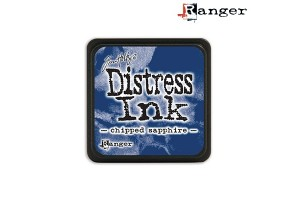 Distress ink pad