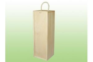 Medinė vyno dėžė 1823