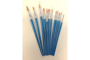 Brushes set 12 pcs.