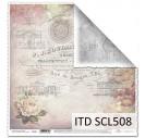 Popierius skrebinimui 31,5x32,5 cm. SCL507