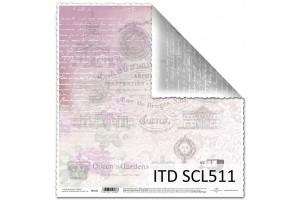 Popierius skrebinimui 31,5x32,5 cm. SCL511