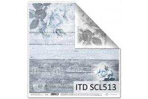 Popierius skrebinimui 31,5x32,5 cm. SCL513